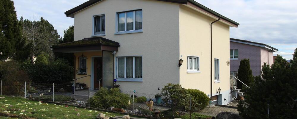 2020: Stockhornweg 3, Lengnau