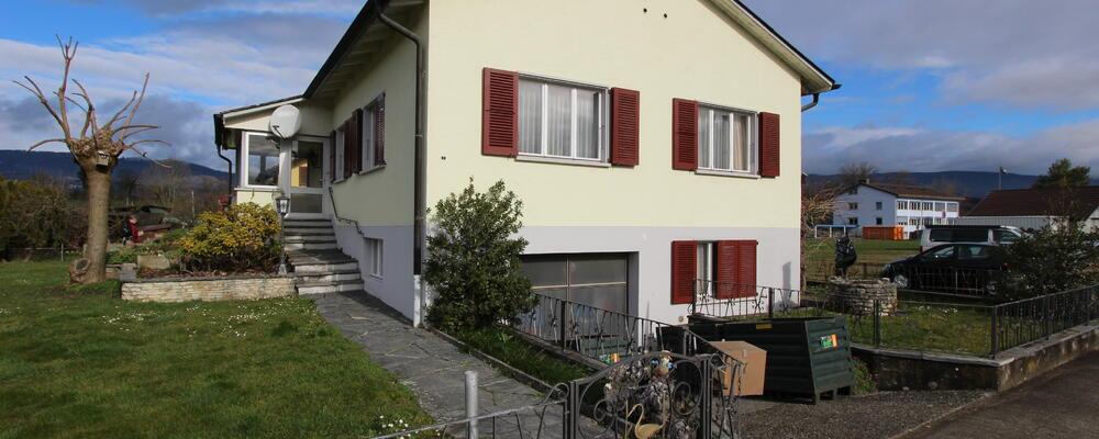 2020: Schulstrasse 7, Schwadernau