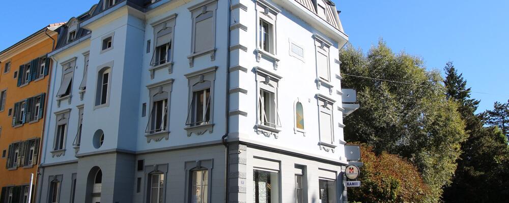 2017: Rue de l'Avenir 57, Bienne