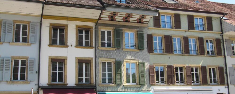 2013: Hauptstrasse 57, Nidau